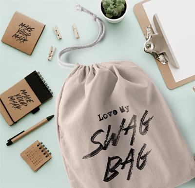 Swag bag: 5 dicas para brindes originais que vão marcar seu evento