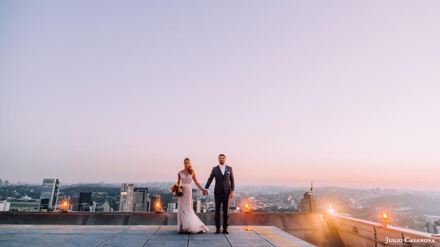 11 inspirações para a entrada das alianças no seu casamento