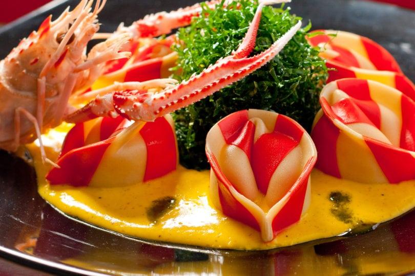 A cozinha criativa da Red Gastronomia