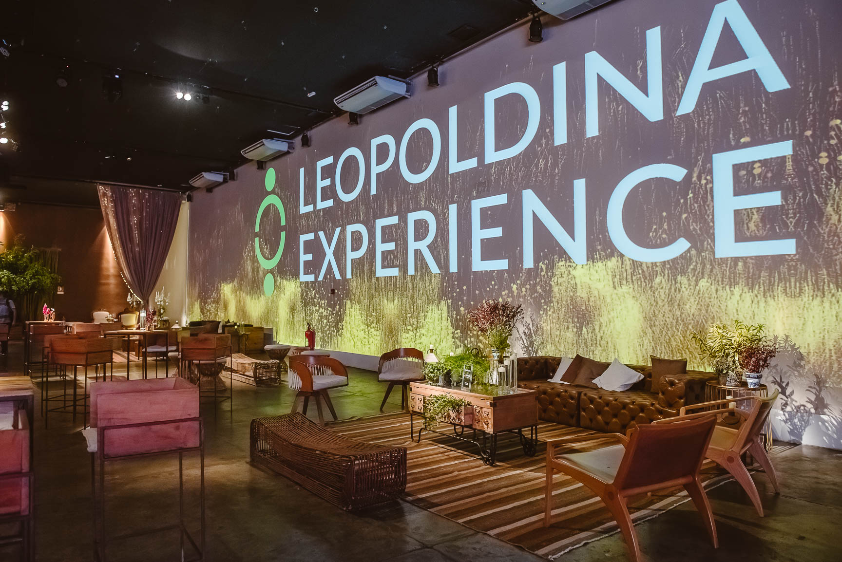 Leopoldina Experience: incrivelmente novo