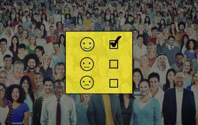 A importância de um bom feedback do seu evento