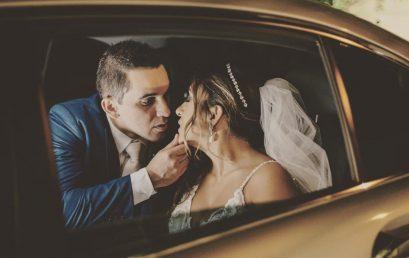 Como chegar no seu casamento com grande estilo