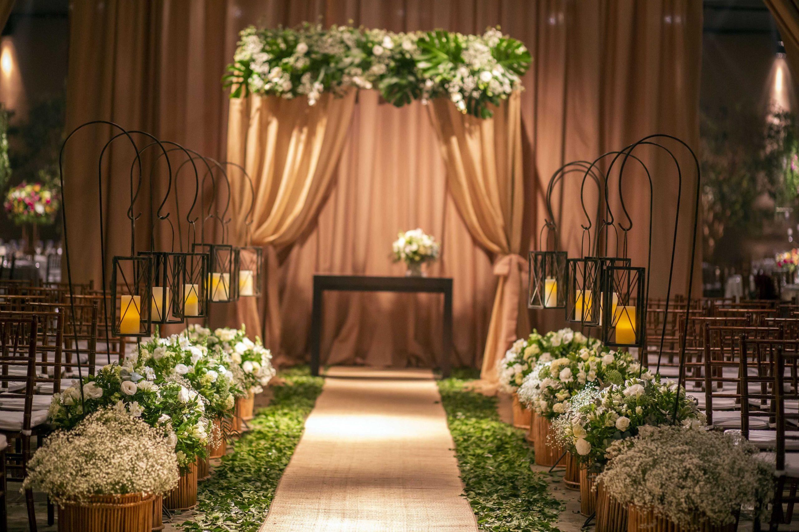 Como organizar um casamento minimalista e sustentável