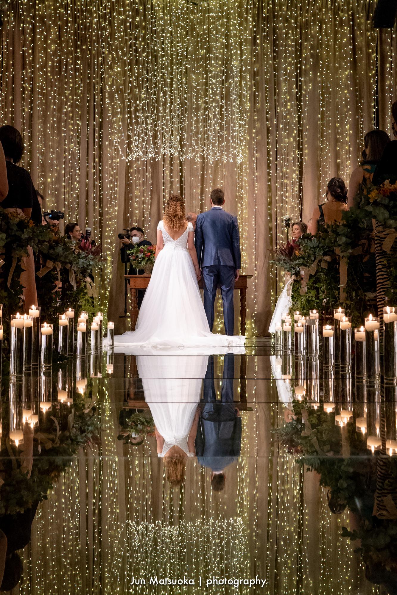 casamento com protocolos